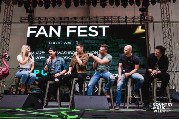 CCMA Fan Village Saturday -18